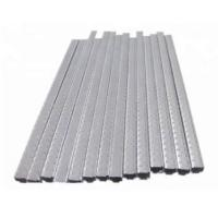 Wholesale Narrow Aluminium Spacer Bar 3003 / H19 Hollow Glass Aluminum Strip from china suppliers
