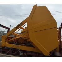Buy cheap 12m3 Sand Loading Remote Control Clamshell Grab For Deck Cranes from wholesalers