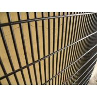 Decorative garden wire fence electro welded fabric