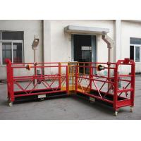 Buy cheap 100M 90 Degree Suspended Working Platform With LST30 Safety Lock from wholesalers