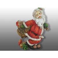 Wholesale Holiday resin bear with horse christmas holiday decor from china suppliers