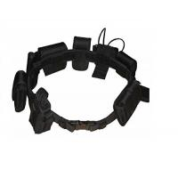 Wholesale High Density Nylon Tactical Unity Belt Adjustable Size with Different Kinds of pouch from china suppliers