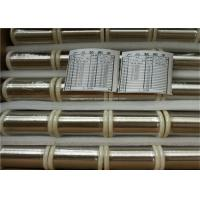 Wholesale purity 99.9% NP1 NP2 Russia 0.025mm pure Nickel wire industrial from china suppliers