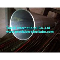 China Round SAE J525 Welded Steel Annealed Cold Drawn Tube For Auto Parts wholesale