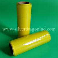 PVC Cling Film for fruit Packing (Size 10microns x 300mm x 400m)