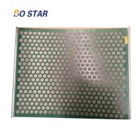 Wholesale High Frequency Vibrating Filter Screen Flat Panel Shaker Screen For Oildrilling Operation from china suppliers
