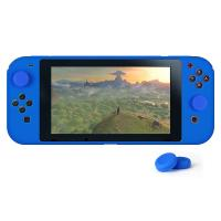China Soft and Durable Nintendo Switch Parts Assorted Colors Silicone Cover wholesale