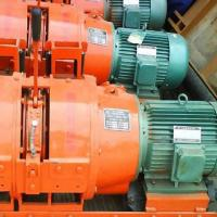 Wholesale 2JP-55 Electric Double Drum Scraper Winch For Metal Ore from china suppliers