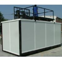 New design container storage container warehouse low cost container