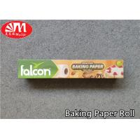 Wholesale White / Brown Non Stick Silicone Baking Sheet  , Food Grade Parchment Paper from china suppliers
