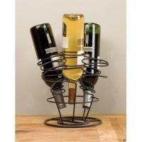 China Excellent weather resistance Colorless transparent plexiglass sheet Tabletop Wine Racks on sale