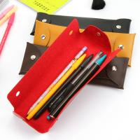 Wholesale fluffy bear pencil case from china suppliers