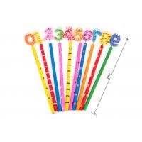 China Cute Personalized Pencils For kids , 2B / HB Pencil wholesale