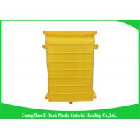 Wholesale Standard Size Warehouse Storage Bins Spare Parts Storage Easy Stacking PE Material from china suppliers