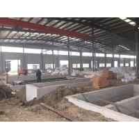 Wholesale Durable Hot Dip Galvanizing Line 7.0x1.2x2.2m Zinc Tank With Environmental Protection System from china suppliers