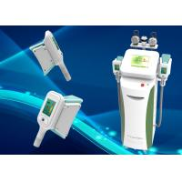 Wholesale Beauty Clinic / Spa Cryolipolysis Slimming Machine Super Cooling RF 2MHZ from china suppliers