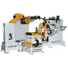 Car Industry Automatic Precision NC Roll Feeder 3 In 1  Feeding Line For Power Press Machine