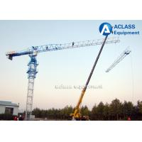 Self Raising Building Construction Tower Crane Topless 10 ton with Air Conditioner