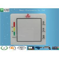 Wholesale 2mm Acrylic Overlay Capacitive Membrane Switch , Tactile Membrane Switch Pad from china suppliers