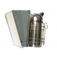 Wholesale Stainless Star European Style Electric Bee Hive Smoker M Size With Round Head of Bee Hive Smoker from china suppliers