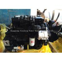 Quality QSB4.5-C130 Cummins Diesel Engine, Euro Ⅲ 130HP , DCEC Mechanical Engineering for sale