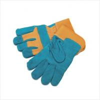 Wholesale Cow split welding gloves MWG013 from china suppliers