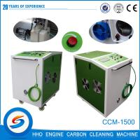 hho carbon cleaning machine
