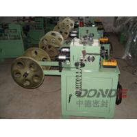 Buy cheap Flat Gasket Machine with double-- Eyelets Metal Tape Shaper sealing product from wholesalers