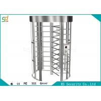 Wholesale Single Channel High Security Turnstiles Barrier Gate with stainless steel from china suppliers