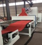 Wholesale Auto Plastic Sheet Extrusion Machine , Anti Slip Mat PVC Sheet Making Machine from china suppliers