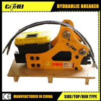 Wholesale Soosan Hydraulic breaker manufacturer  hydraulic soosan rock breaker hammer made in China from china suppliers