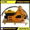 Buy cheap Soosan Hydraulic breaker manufacturer hydraulic soosan rock breaker hammer made from wholesalers