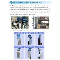 Wholesale Interactive Intelligent Multimedia Token Number Management Bank Queue System from china suppliers