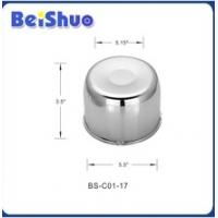 Buy cheap steel with chromed coated plating Hot Sale Wheel Hub Cover Caps for Nissan from wholesalers
