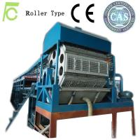 China semi-automatic small recycled waste paper egg tray machine price/New Type Paper forming eg on sale