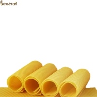 Wholesale Grade C Certified Organic Beeswax Good For Skin 70-110g from china suppliers