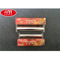 Wholesale Catering Aluminium Foil Roll Heavy Duty Aluminum Foil Paper 18In X 20 Micron X 500FT With Metal Cutting Good Pack from china suppliers