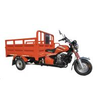 China Heavy Loading Tricycle Cargo Truck / Electric Cargo Trike With Cabin 200ZH on sale
