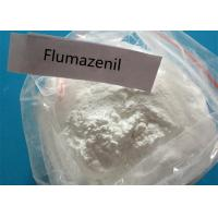 Wholesale Flumazenil FMZ 78755-81-4 Nervous System Drug Quick Effect 99% Purity from china suppliers