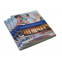 Quality Perfect Bound Catalog Printing Services Sport UV Colorful Catalog Book Printing for sale