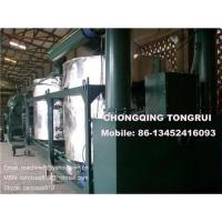Used internal combustion engine oil regeneration system for Used motor oil recycling equipment