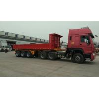 Wholesale 45 Ton Heavy Duty Semi Trailers With 8.0-20 Tires And 8000kg Tare Weight from china suppliers