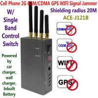 Cell phone blocker circuit - 100W High Power 2.4G WiFi Jammer Up to 200 Meters