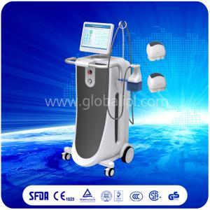China Painless Ultrasonic Cavitation Slimming HIFU Machine 455 mm * 350 mm * 1000 mm wholesale