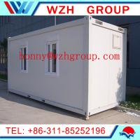 Wholesale cheap prefab toliets , portable conainer house from china suppliers