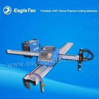 Buy cheap Portable CNC Flame Plasma Cutting Machine with One Flame Torque and One Plasma from wholesalers