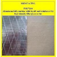 Aluminum Foil Combine With Kraft And Reinforced By High