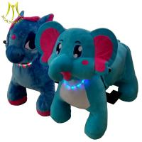 China Hansel guangzhou toys factories and electric plush motorized animals for sale on sale