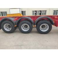 40FT CONTAINER TRAILER FUWA AXLES