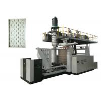 Wholesale Desktop Board Plastic Blow Moulding Machine, High Output Extruder Blowing Machine from china suppliers